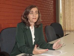 Vanda Paiva, Secretaria da Saúde