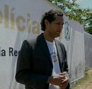 Manoel Laeldo (Foto: Reprodução/TV Anhanguera)