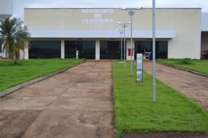 aeroporto de araguaina