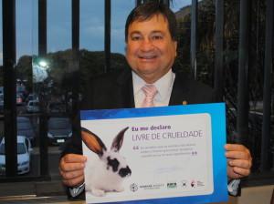 Deputado Federal César Halum(PRB-TO)