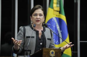 Senadora Kátia Abreu(PMDB)