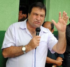Deputado federal César Halum (PRB/TO)