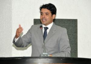 Deputado Marcelo Lelis (PV)