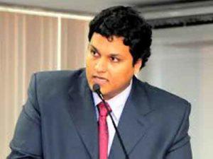 Vereador Iratã Abreu (PSD-TO)