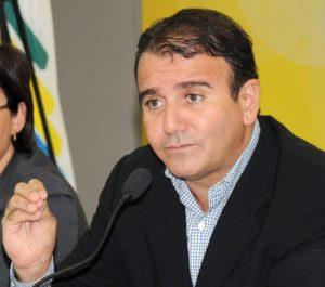 Secretário de Relações Institucionais, Eduardo Siqueira Campos