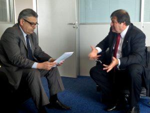 Deputado cobra providências do Banco do Brasil, para a falta de manutenção dos caixas eletrônicos