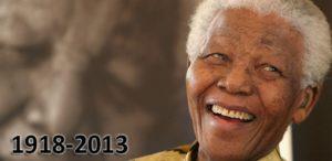 Líder sul-africano Nelson Mandela