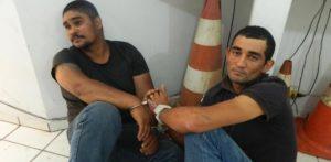 Valdenor Rodrigues de Lima Filho, 27 anos, e Raimundo Carvalho de Lima, 29 anos