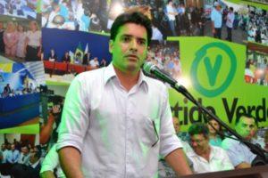 Presidente Regional do PV, Marcelo Lelis