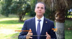 Senador Ataídes em Programa Nacional