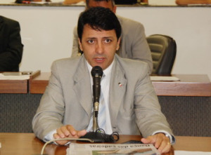 Deputado José Geraldo, Presidente Regional do PTB