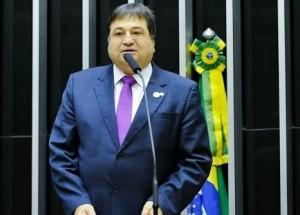 Deputado Federal César Halum(PRB)