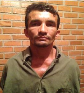 Adoan Silva do Santo, de 36 anos, autor do homicídio