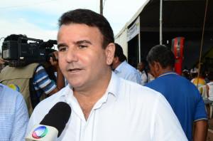Eduardo Siqueira estará em Natividade neste sábado; depois vai ao Bico e ao sudeste
