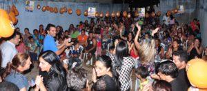 Wanderlei Barbosa participa de reunião com profissionais educação