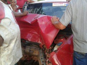 Dois morrem em acidente na BR-153 perto de Wanderlândia