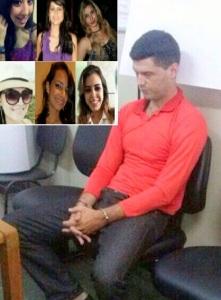 Maníaco, Thiago Henrique Gomes da Rocha, de 26 anos