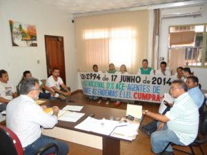 Após protesto de servidores da saúde, Prefeitura de Colinas promete pagamentos atrasados para Agentes de Endemias