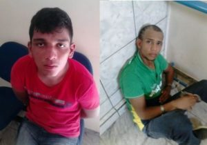 Ladrões fazem arrastão em Augustinópolis