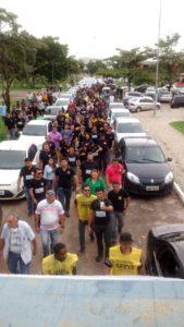 A categoria ja informou ao governo através de documento que deflagrará a greve na quarta