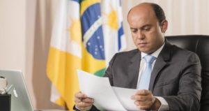 Ex-governador Sandoval Cardoso