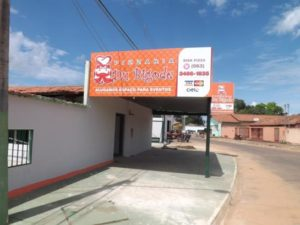 Pizzaria do Sr. Bigode