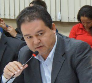 Presidente do SISEPE-TO, Cleiton Pinheiro