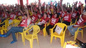 Para o presidente Manoel Miranda, a  greve só acontecerá por culpa do governo