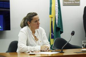 Deputada Federal Dulce Miranda (PMDB)
