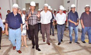 Governador participa de inauguração de unidade do grupo JBS no Tocantins