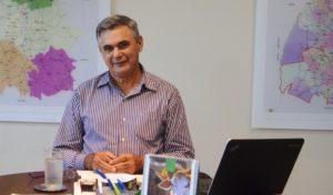 Presidente do Sistema FAET/SENAR, Paulo Carneiro