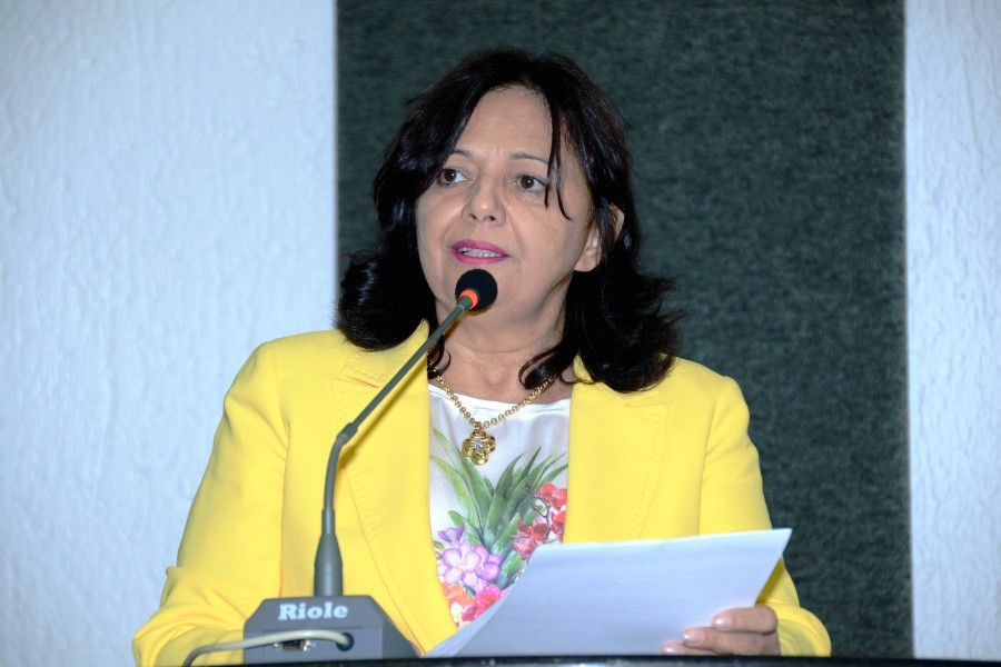 Deputada Valderez Castelo Branco (PP
