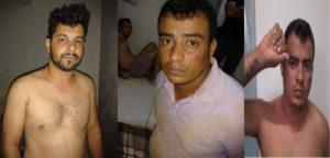 Polícia Civil identifica três suspeitos de assalto à residência em Pedro Afonso