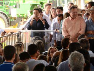 Deputado Osires Damaso defende investimentos em pequenos produtores rurais /Foto: Koró Rocha