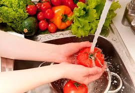 Estabelecimentos, como hotéis, restaurantes e lanchonetes, devem utilizar água tratada no manuseio de alimentos segundo normas do Ministério da Saúde