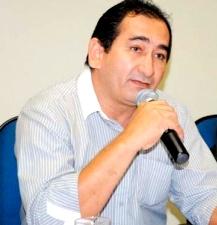 Presidente do Sintras, Manoel Pereira de Miranda