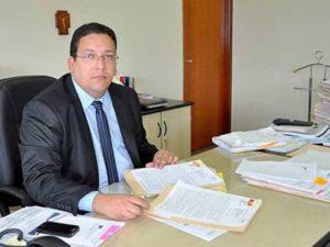Secretário da Administração, Geferson Barros