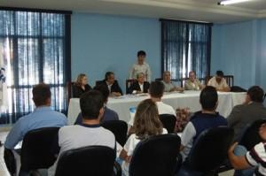 Gomercindo Silveira foi reeleito presidente por unanimidade