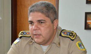 Comandante Geral da Polícia Militar do Tocantins, Glauber de Oliveira