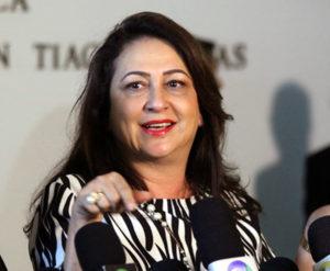 Ministra Kátia Abreu
