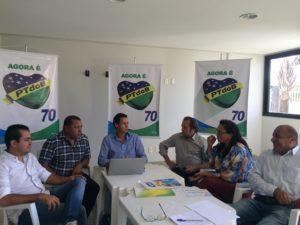 Em Palmas, o PTdoB já conta com 18 pré-candidatos à Câmara de Vereadores