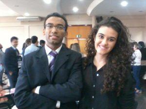 Wilson e Ana Beatriz - Unitins