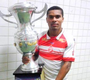 Fagundes foi campeão maranhense em 2015 pelo Imperatriz