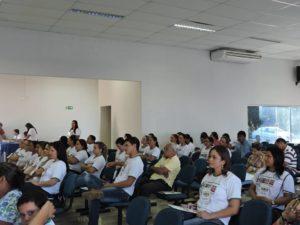 Público participante da Conferência de Saúde