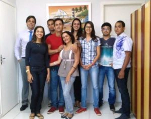 Equipe da comarca de Araguaína