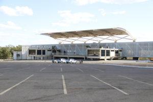 Centro de Convenções Parque do Povo em Palmas