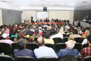 Audiência pública que discutiu a situação da cultura no Estado