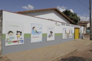 A creche vai beneficiar mais de 220 alunos da Vila Cearense