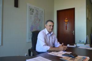 Presidente da Federação da Agricultura e Pecuária  e do SENAR, Paulo Carneiro