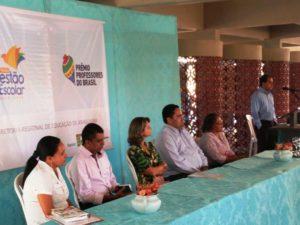 Durante o encontro, diretores e coordenadores pedagógicos compartilharam experiências positivas nas escolas